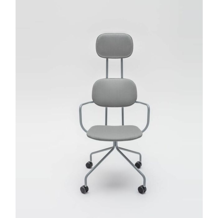 <strong>New School chair Fabric: </strong> Note <strong> Color: </strong> N61148 <strong>Base color: <strong> M011