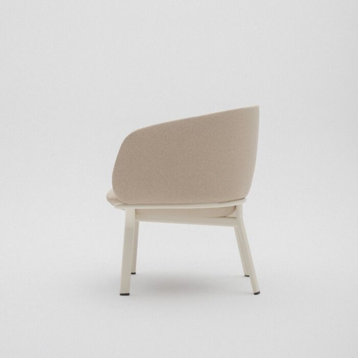 <strong>Grace armchair Fabric:</strong> Xtreme <strong>Color:</strong> Xr108 <strong>Base color: </strong> M016