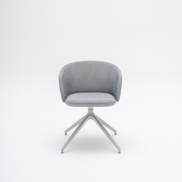 <strong>Grace chair Fabric:</strong> Field <strong>Color:</strong> FD142 <strong>Base color: </strong> M011