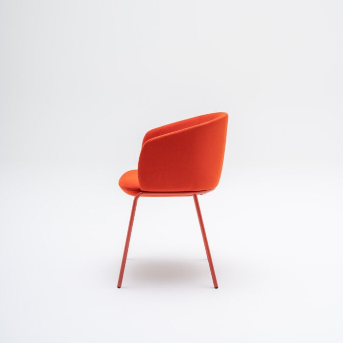 <strong>Grace chair Fabric:</strong> Field <strong>Color:</strong> FD662 <strong>Base color:</strong> M014