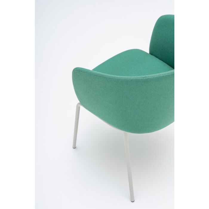 <strong>Grace chair Fabric:</strong> Field <strong>Color:</strong> FD963 <strong> Base color: </strong> M011